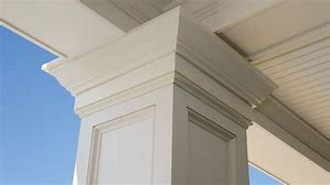 Column top capital feature gold coast Australia