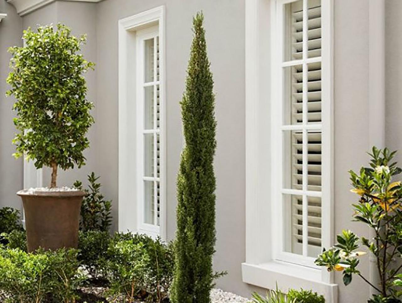 custom external window architraves and sills gold coast Australia