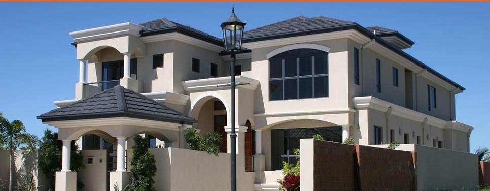 large home soffit features gold coast Australia