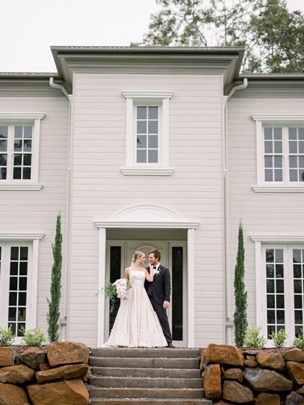 Tamborine Mountain wedding venue