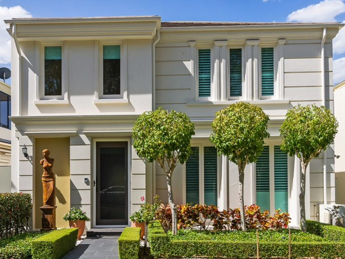 American Art Deco style home features and ideas Gold Coast Australia