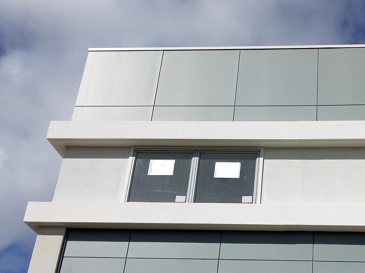 modern exterior window sun hood shade features gold coast